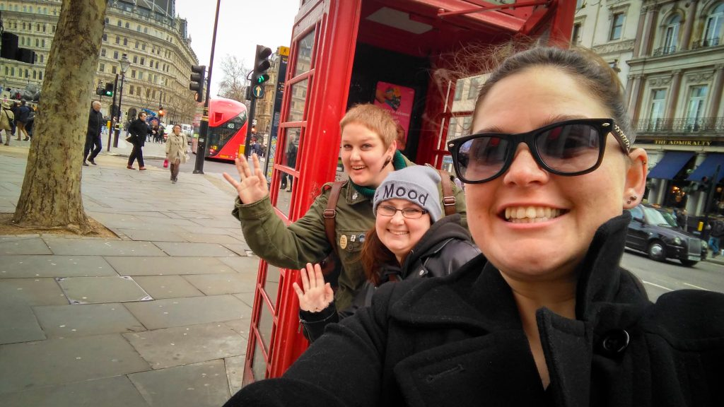 travel goals london