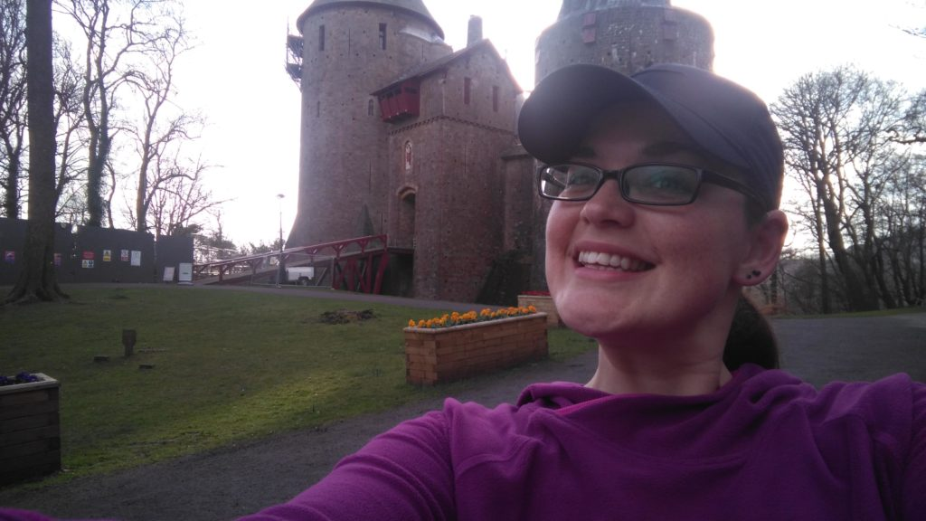 Castell Coch, Red castle