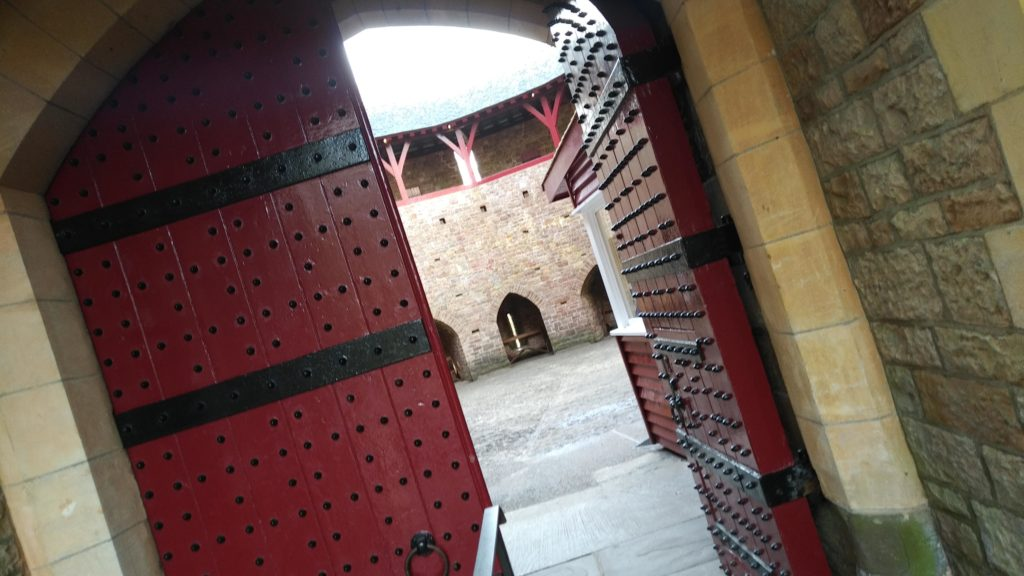 Cardiff Castell Coch