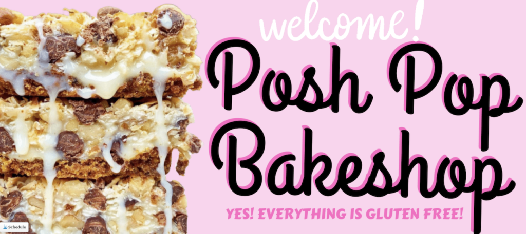 posh pop bakeshop website