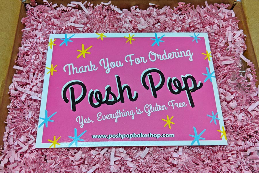 opened posh pop bakeshop box