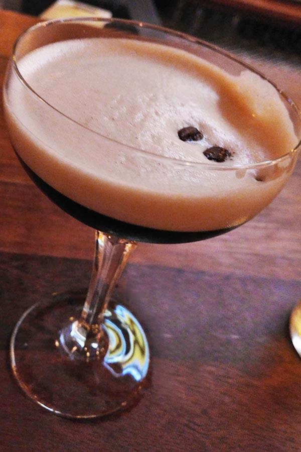 Cosy Club Vanilla Espresso Martini