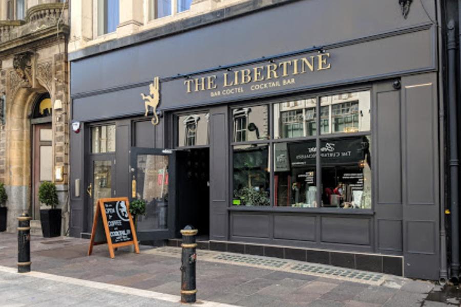 Libertine Outside