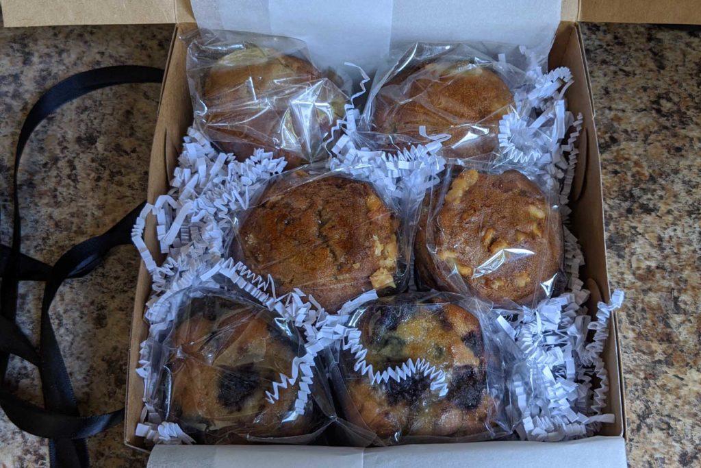krumille bake shop muffins